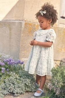 Kleid aus Spitze (3Monate bis 7Jahre)
