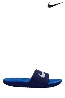 Шлепанцы для детей и подростков Nike Kawa