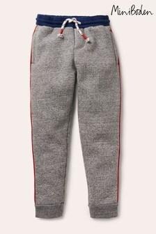 Pantalon de jogging Boden Cosy Shaggy doublé gris