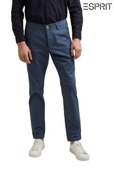 Esprit Blue Men's Trousers