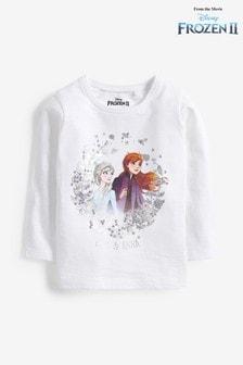 Disney™ Frozen 2 Elsa And Anna T-shirt (3 mnd-7 jr)