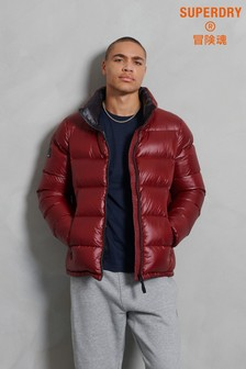 Superdry Luxe Alpine Down Padded Jacket (116629)   $201