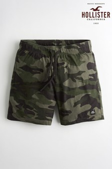 Hollister Camo Lounge Shorts
