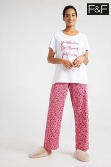 F&F RC Good Morning Pyjamas