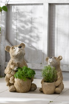 Bear Planter (116709) | $65 - $123
