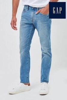 Gap Blue Mid Wash Slim Fit Jeans