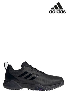adidas Golf Black Code Chaos Trainers
