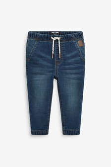 Regular Fit Pull-On Bouclé Jeans (3mths-7yrs)