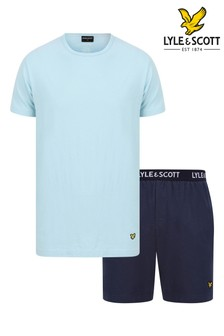 Lyle & Scott休閒短褲和恤衫套衫