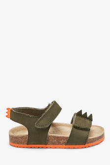Spike Corkbed Sandals (Younger)