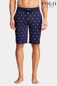 Polo Ralph Lauren All Over Printed Logo Lounge Shorts