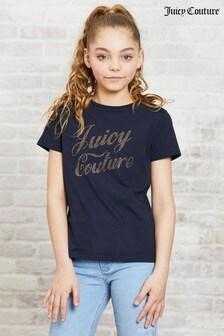 Футболка с логотипом Juicy Couture