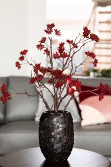 Artificial Floral Stems in Vase