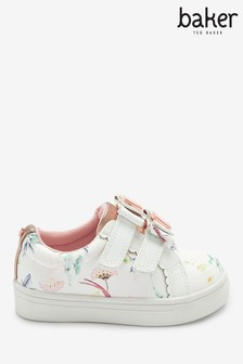 Baker by Ted Baker White Trainers