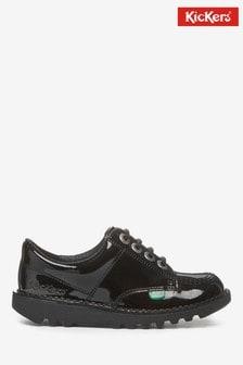 Kickers® Patent Kick Low Shoes