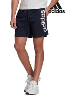 adidas線飾短褲