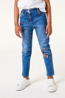 Sequin Skinny Jeans (3-16yrs)