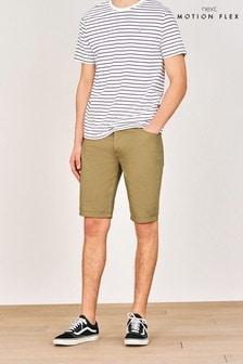 Motion Flex 5 Pocket Chino Shorts