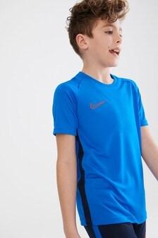 Синяя/красная футболка Nike Dri-FIT Academy