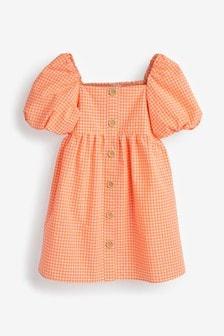 Kleid mit Puffärmeln (3-16yrs)