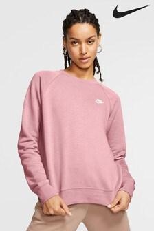 Nike Essential Fleece-Sweatshirt