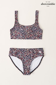 Abercrombie & Fitch Square Neck Bikini Set