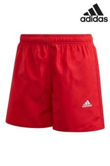 Классические пляжные шорты adidas Badge of Sport