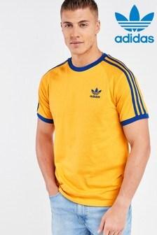 Koszulka z 3 paskami adidas Originals California