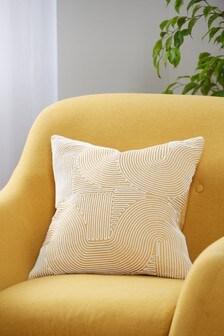 Вельветовая подушка