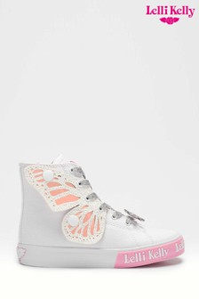 Lelli Kelly Fairly Wings Hi Top Trainers
