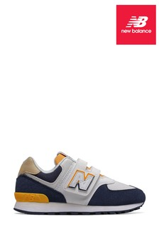 New Balance 574 Junior Turnschuhe
