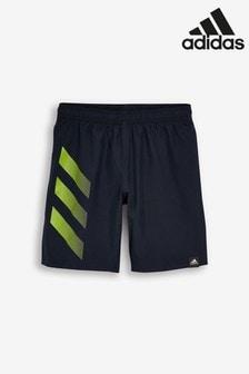 Пляжные шорты с 3 полосками adidas