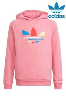 Adidas Originals Adicolour Pullover Hoodie (124591) | $46