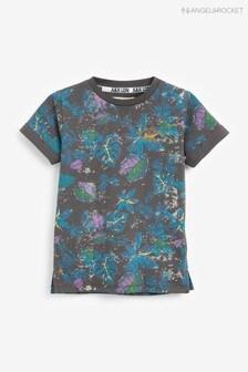 T-shirt w kwiaty Angel & Rocket Barnaby