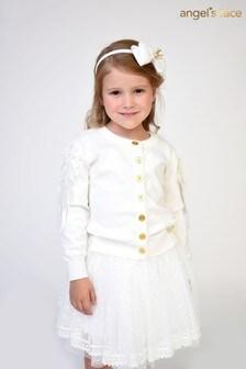 Cárdigan blanco Helena de Angel's Face