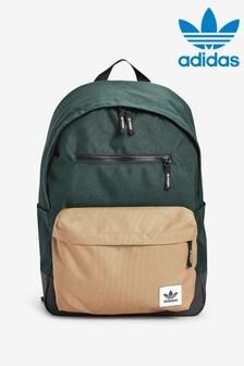 adidas Originals Green Premium Classic Backpack