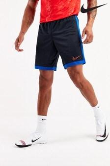 Nike Academy Shorts, blau