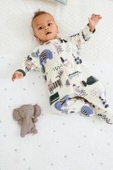 Fleece Sleepsuit (0mths-3yrs)