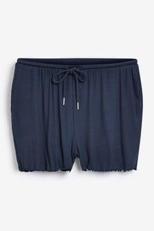 מכנסי ריב קצרים EcoVero™