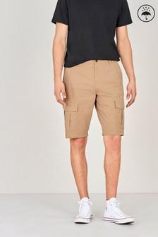Shower Resistant Lightweight Cargo Shorts