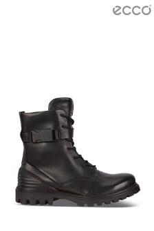 Ecco® Tredtray Chunky Zip Ankle Boots