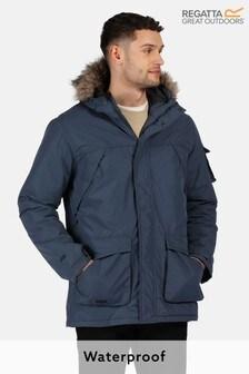 Regatta Blue Salinger Ii Waterproof Jacket (128512) | $116