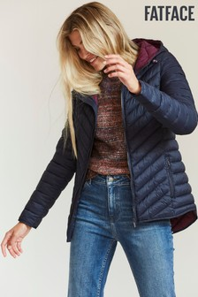 FatFace Blue Ruby Padded Jacket