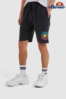 Ellesse Grey Smiley Shorts