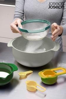 9 Piece Joseph® Joseph Stackable Mixing Bowls