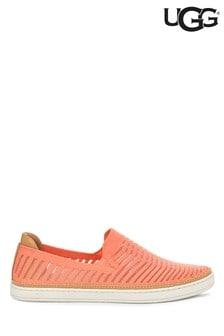 UGG® Sammy Chevron Slip-On Sandals