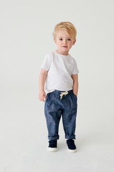Loose Fit Utility Pull-On Trousers (3mths-7yrs)