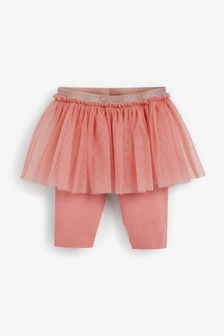 Crop Tutu Leggings (3mths-7yrs)