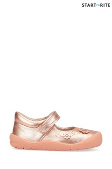 נעלי Flex בצבע זהב של Start-Rite
