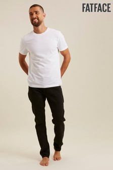 FatFace Black Slim Washed Jeans